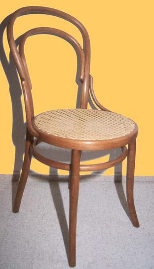 Stühle Geflochten ausgeflochtenen stuehle wiener geflecht achteck geflecht